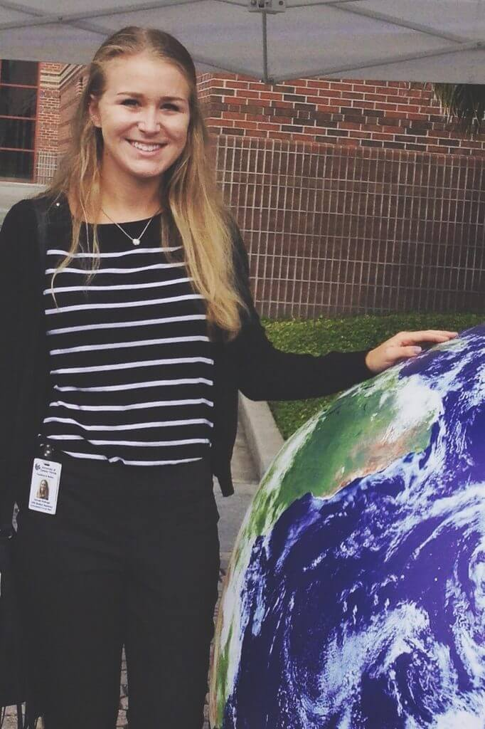 Hannah Hollinger, IDS Environmental Studies '17