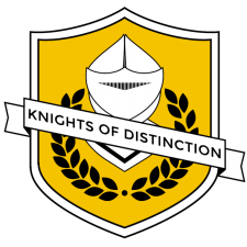 Knights of Distinction Logo Crest Color-01